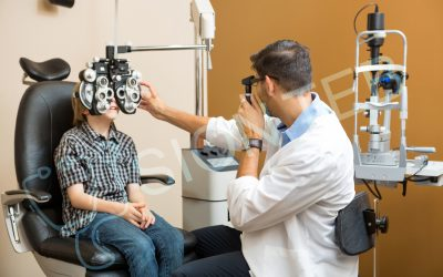 بینایی سنجی یا اپتومتری چیست