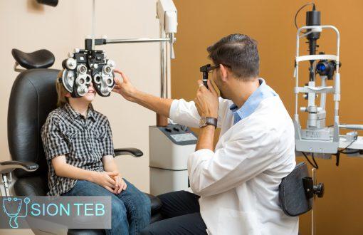نقش اپتومتریست در تنبلی چشم